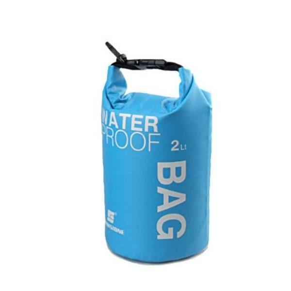 Portable Waterproof 2L Water Bag Storage