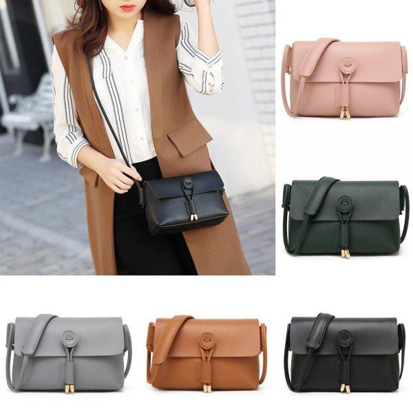 Fashion Women Crossbody Bag Shoulder Bag Messenger Bag Coin Bag Phone Bag