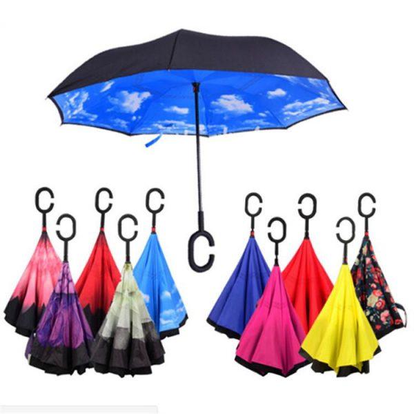 Magic Reversible Umbrella - Assorted Colors