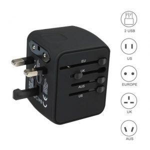 5 In 1 Perfect Travel Adapter