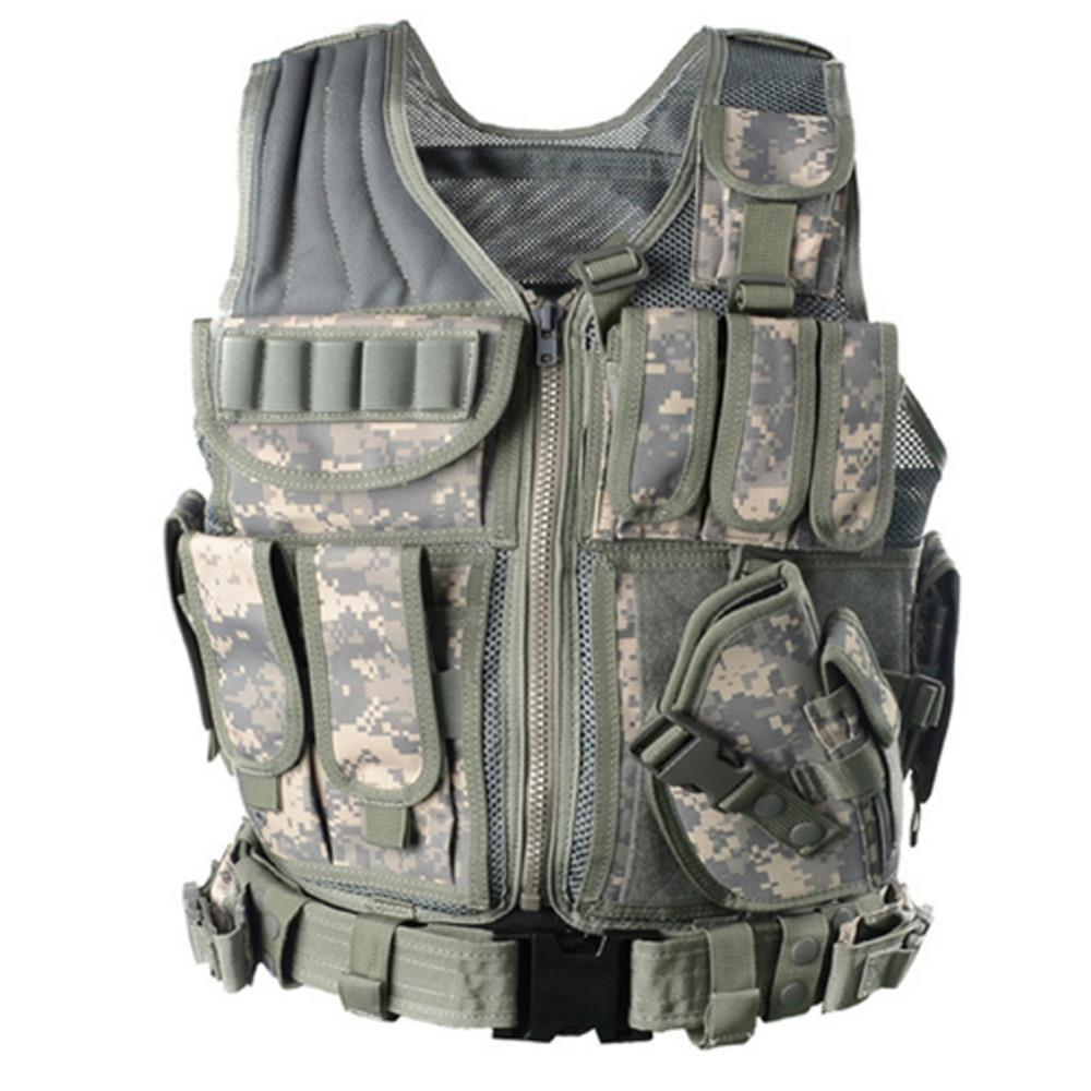 Body Armor Sports Wear - Police Military Tactical Vest - Sale
