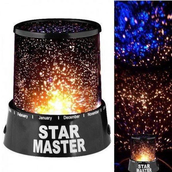 Star Master - LED Night Light Projector