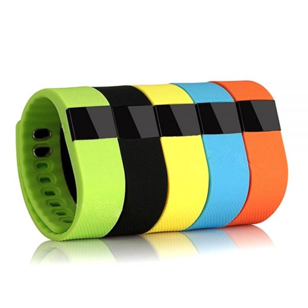 Bluetooth Smart Watch Fitness And Sleep Tracker - Assorted Colors