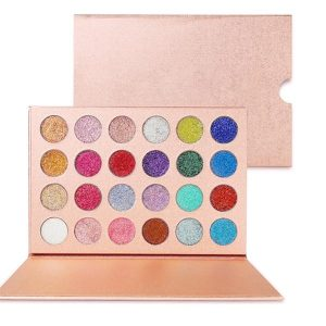 Glam & Glitter Eye Shadow Palette