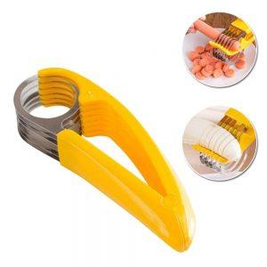Banana Slicer Kitchen Tools