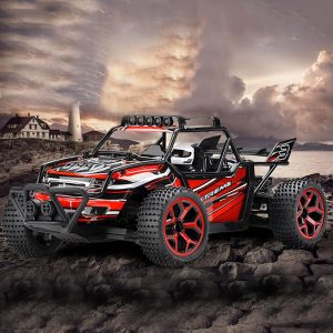 2.4G 1:18 RC High Speed Children Off-road Four-wheeler Bigfoot Drift Car