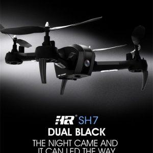 1080P WIFI FPV Camera Altitude Hode Geature Selfie Intelligent Follow  RC Drone