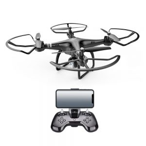 x8 2.4G RC Quadcopter Electricity Adjustment 0.3MP HD Camera RC Drone FPV Gift