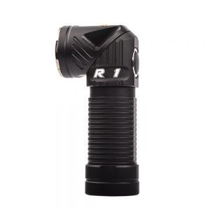 ROFIS R1 900LM XM-L2 U2 LED Headlamp USB Rechargeable CR123A EDC Flashlight