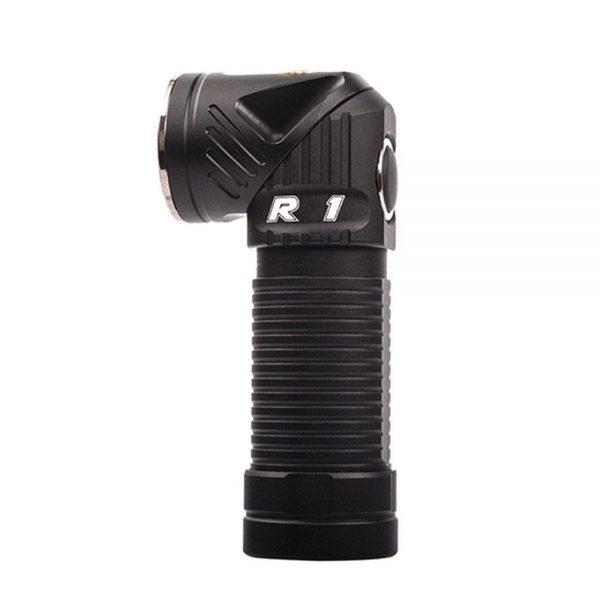 ROFIS R1 900LM XM-L2 U2 LED Headlamp USB Rechargeable CR123A EDC Flashlight