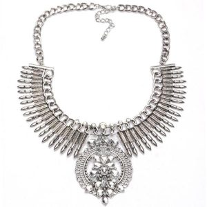 Piro Snow Tribal Necklace