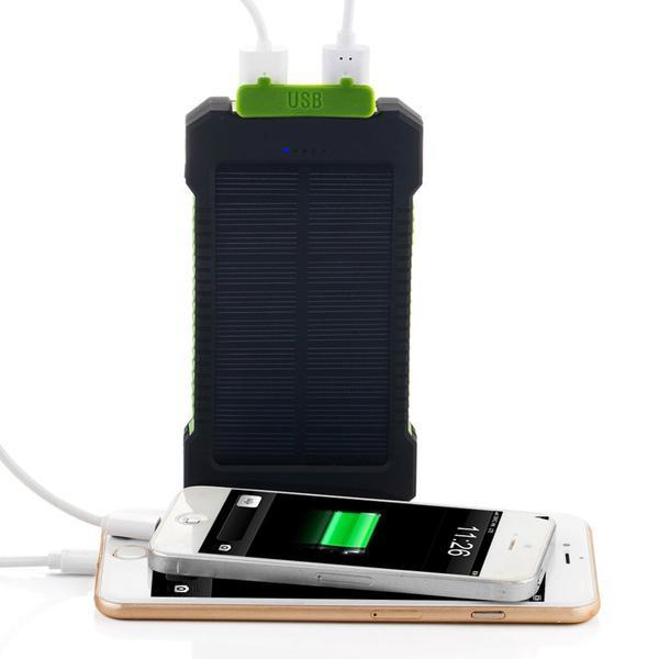 Solar Power Portable Charger