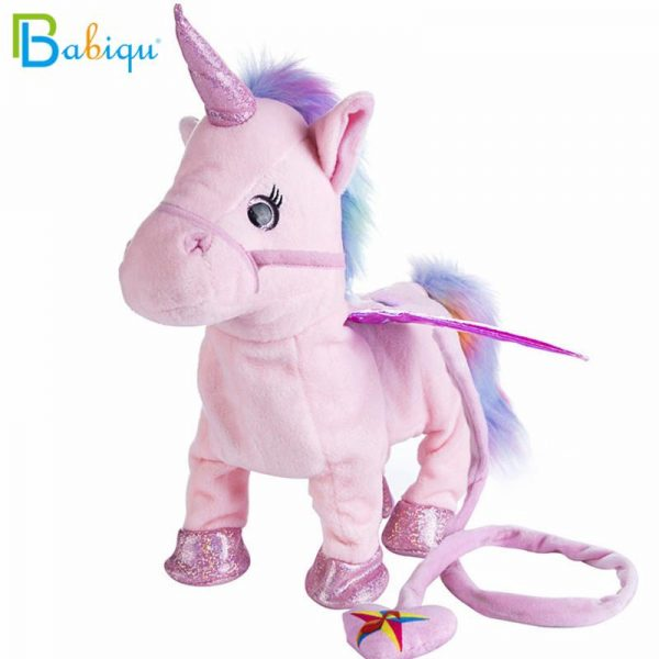 Walking Singing Unicorn